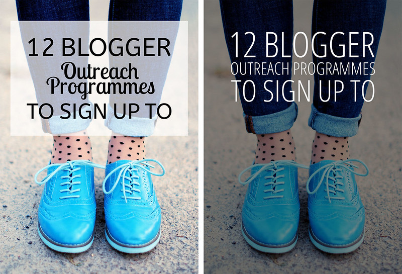 Blogging tips: Choosing one font consistency and rebranding (before and after)