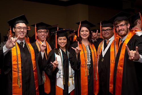Congrats to the 2015 UT PGE graduates!