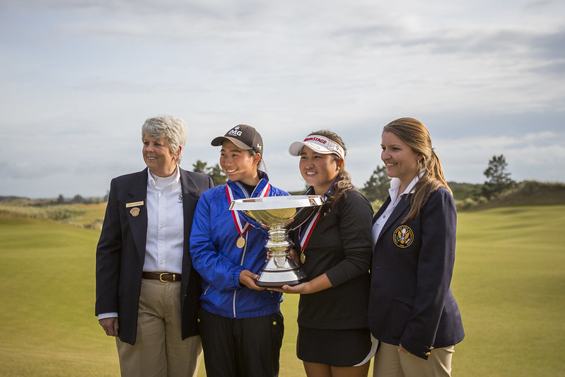 #TBT Inaugural U.S. Women's Amateur Four-Ball