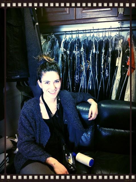 Interview with Costume Designer, Ornella