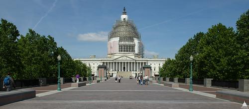 U.S. Capitol - May 20, 2015
