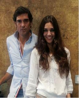 Cecilia Morales y Eduardo Laguna, propietarios de Sundara.