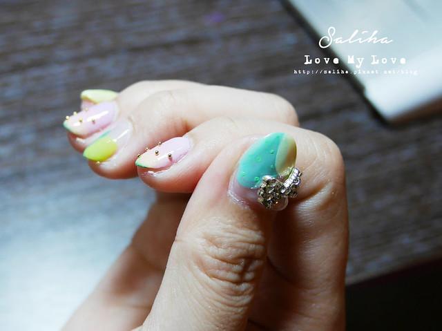 中山站光療指甲 (4)