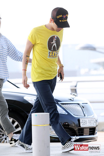 Big Bang - Incheon Airport - 07aug2015 - Wstarnews - 06