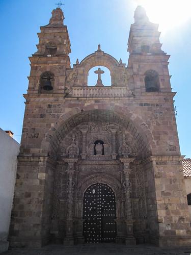 Potosi: la Iglesia San Lorenzo