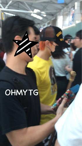 Big Bang - Incheon Airport - 07aug2015 - OHMYTG - 01
