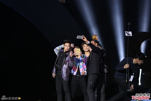 Big Bang - MAMA 2015 - 02dec2015 - TungStar - 04