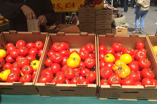 Ferry Plaza Farmers Market - Tomatoes