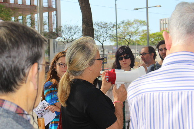 Jane Jacobs Walk Barcelona 2015 :: La Mina