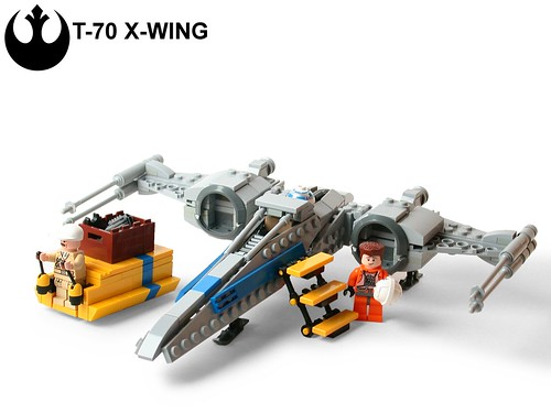 EP VII T-70 X-wing