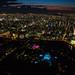大阪城 aerial view