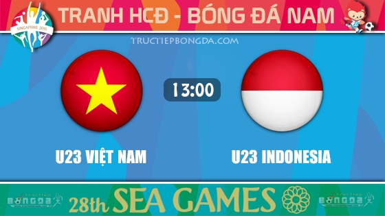 U23 Việt Nam vs U23 Indonesia