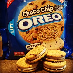 Chocolate Chip Oreos.....