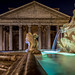 Night at the Pantheon by cpphotofinish