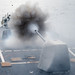 USS Stethem conducts a live-fire exercise. by Official U.S. Navy Imagery
