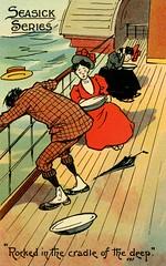 Seasick Series—Rocked in the Cradle of the Deep