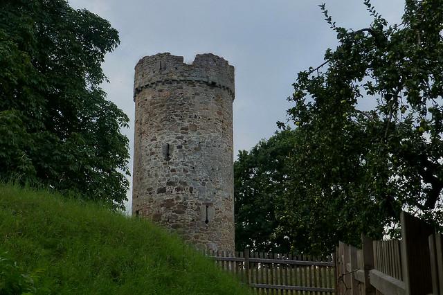Wittelsberg, Warte