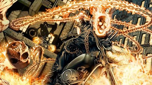 90.Ghost Rider-惡靈戰警