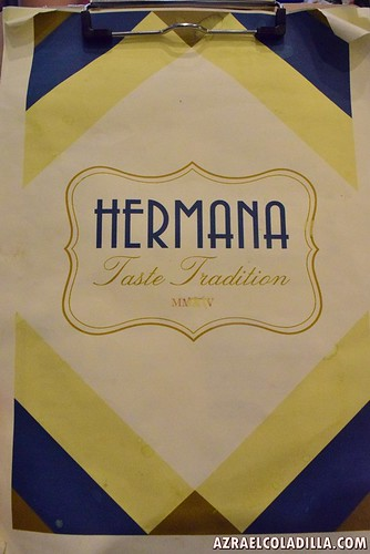 Hermana restaurant in Ayala Malls Serin, Tagaytay City