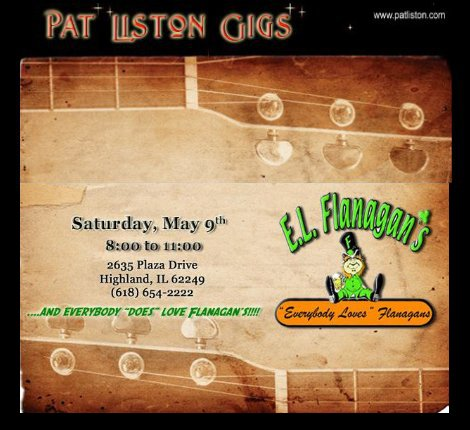 Pat Liston 5-9-15