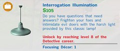 Interrogation Illumination