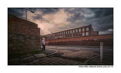 Atlas Mills, Halliwell, Bolton (UK) 2015