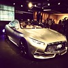 The drop dead gorgeous #infiniti q60 concept. And yes, they're a client