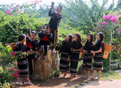 Hill Tribes of Central Highlands of Vietnam