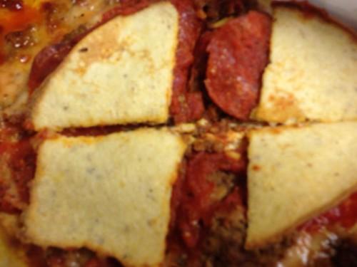 Low Carb Pizzadillas