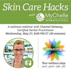 Hope you can join us Wednesday night as we talk #skinproblems and maintenance. Sign up at www.vitarock.com. #beautytips #skincareaddict
