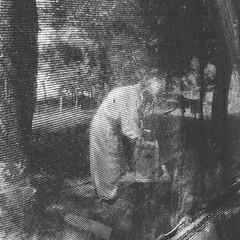 09.06.15 • observation de l'apicultrice enfumant la ruche - Photo of Semens