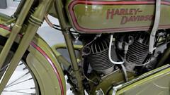 A13145 / Harley-Davidson composée