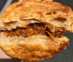 minced beef and cheddar pie from Sage Bakehouse