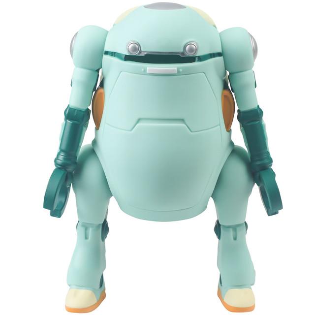 千值練 「軟膠材質」的35機動機器人WeGo 新登場!ソフビのウィーゴ