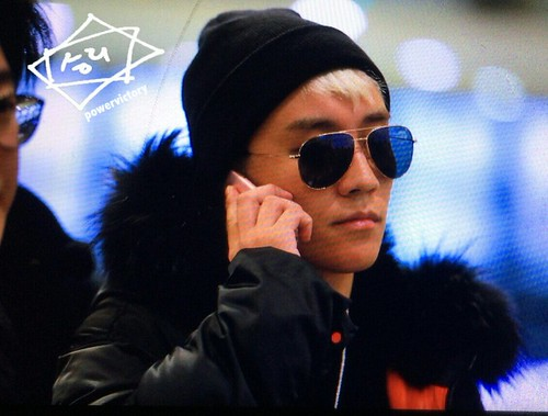 Big Bang - Gimpo Airport - 31dec2015 - Power Victory - 02