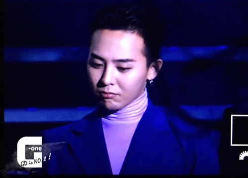 Big Bang - The 5th Gaon Char K-Pop Awards - 17feb2016 - G-One - 10