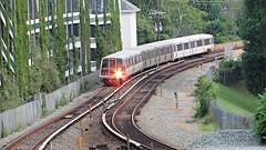 WMATA Metrorail 3000 Series Railcars