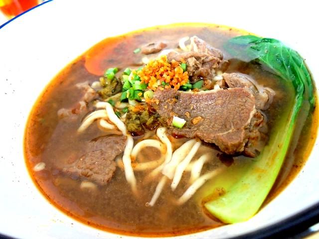 YummyKafe beef noodles