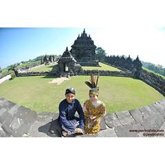 From the prewedding of Cis & Koko. Prewedding photoshoot at Plaosan Temple, Jawa Tengah. Pre wedding photo by @Poetrafoto 📷   Visit our pre wedding gallery on http://prewedding.poetrafoto.com and our FB page http://fb.com/poetrafoto for more pre we