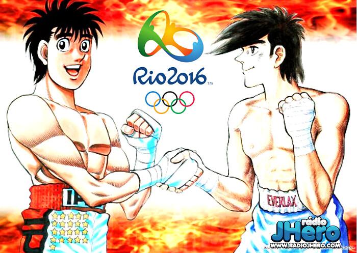 ESPECIAL: Jogos Olímpicos na J-Hero -Boxe (Parte II)