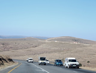 N2 Freeway in Transkei