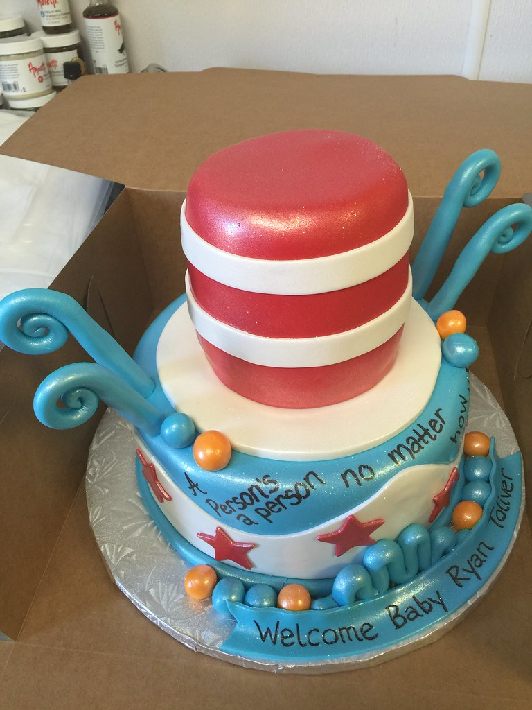 IMG_4579 IMG_4586 Alice Teacup Cake Dr. Seuss Baby Shower ...