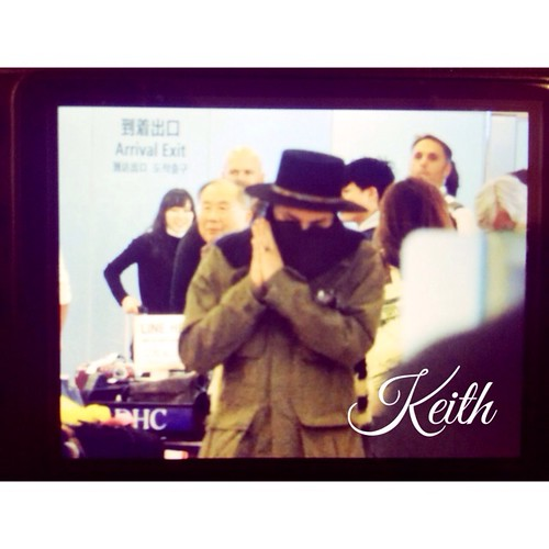 Big Bang - Gimpo Airport - 27feb2015 - G-Dragon - 一輝-KEI- - 01