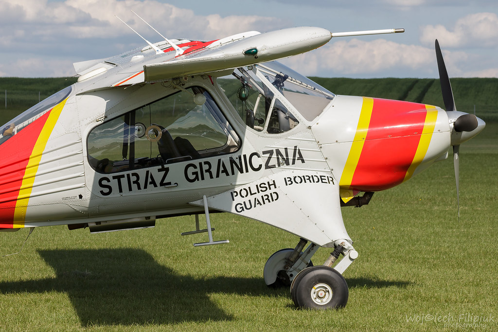 PZL-Okecie 104M Wilga 2000 / SN-41YG | Aviation Picnic