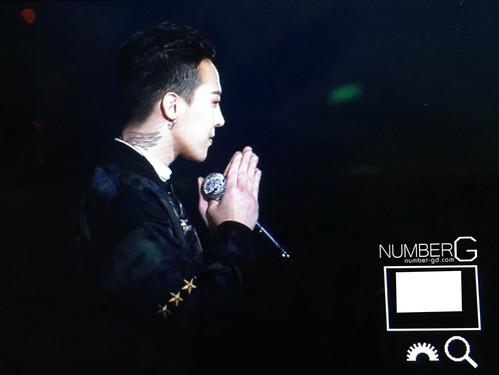 Big Bang - Made Tour - Osaka - 11jan2016 - Number G - 01