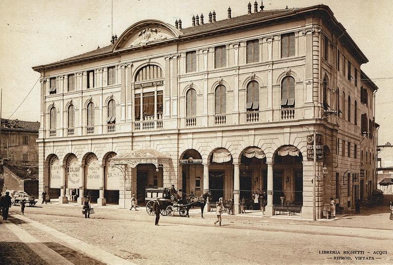 Palazzo Papis, Acqui Terme, Italy