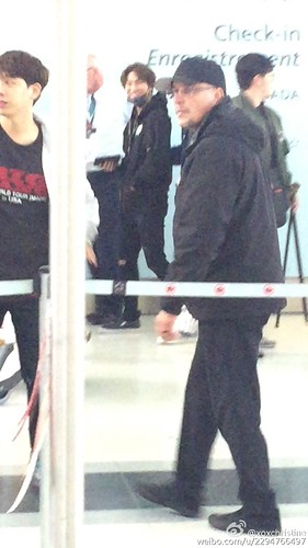 Big Bang - Toronto Airport - 14oct2015 - xoxchristine - 01