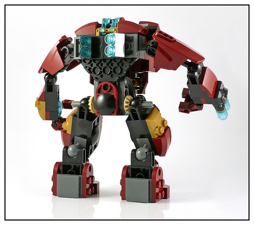 LEGO 76031 The Hulk Buster Smash 13