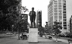 Juan Pablo Duarte Statue