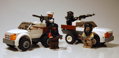 Insurgent Vehicles